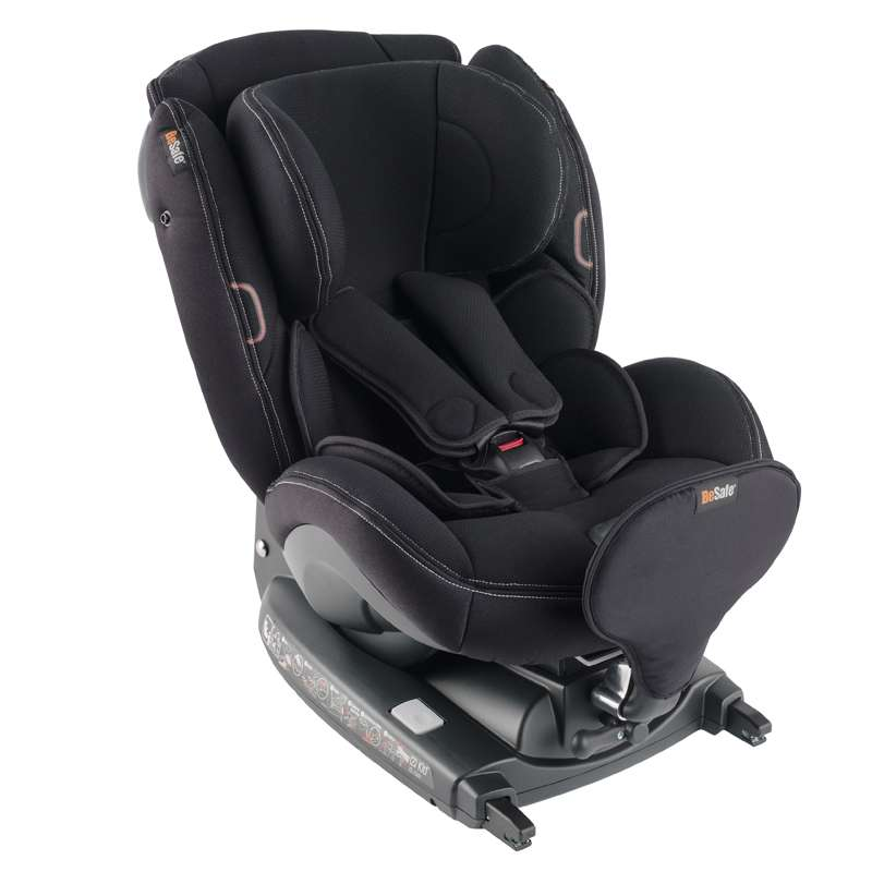 Автокресло BeSafe iZi Kid X2 i-Size (Black Car Interior)