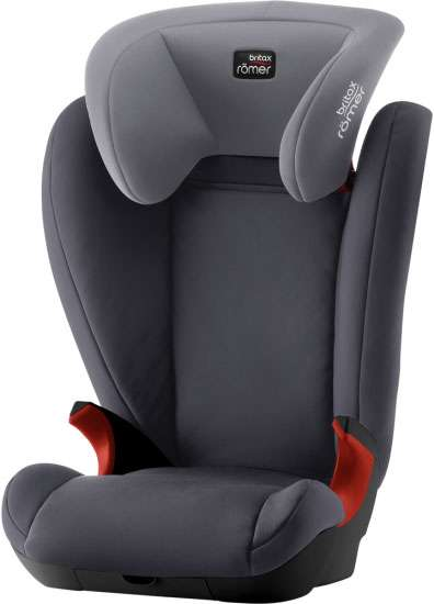 Автокресло Britax Romer KID II Black Series