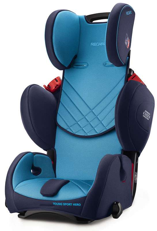 Автокресло Recaro Young Sport Hero 2016