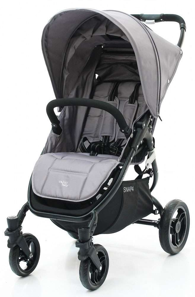 Коляска Valco baby Snap 4 (Cool Grey)