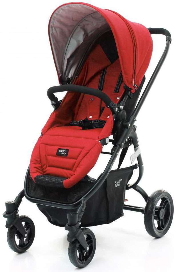 Коляска Valco baby Snap 4 Ultra (Fire red)