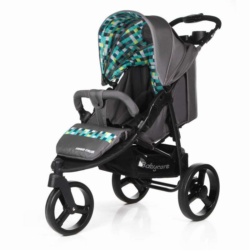 Прогулочная коляска Baby Care Jogger Cruze