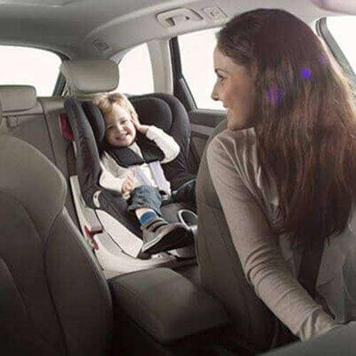 Автокресло Britax Romer KING II LS Black Series