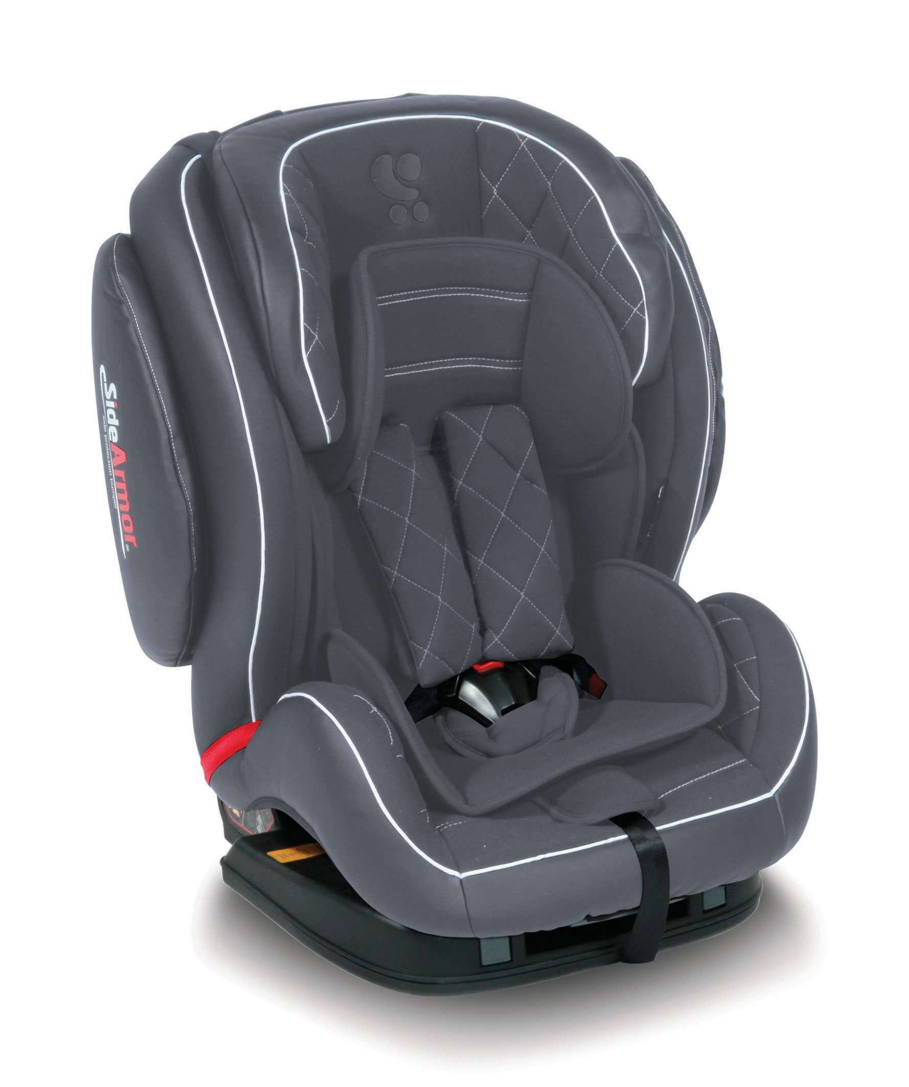 Автокресло Lorelli Mars SPS Isofix (Серый Dark Grey Leather 1838)