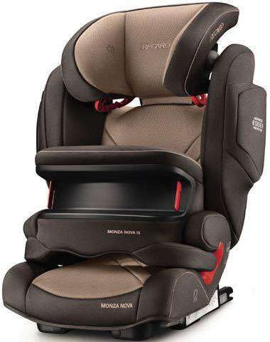 Автокресло Recaro Monza Nova 2016 IS Seatfix
